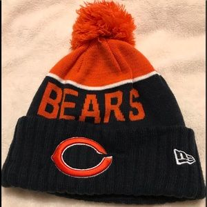 Sold Out Chicago Beanie Hat New Era NFL